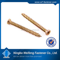 High quality self tapping concrete screws China manufacture,supplier,exporter