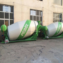 3-12 CBM Hydraulic and Diesel Type Concrete Mixer Drum Truck for sale