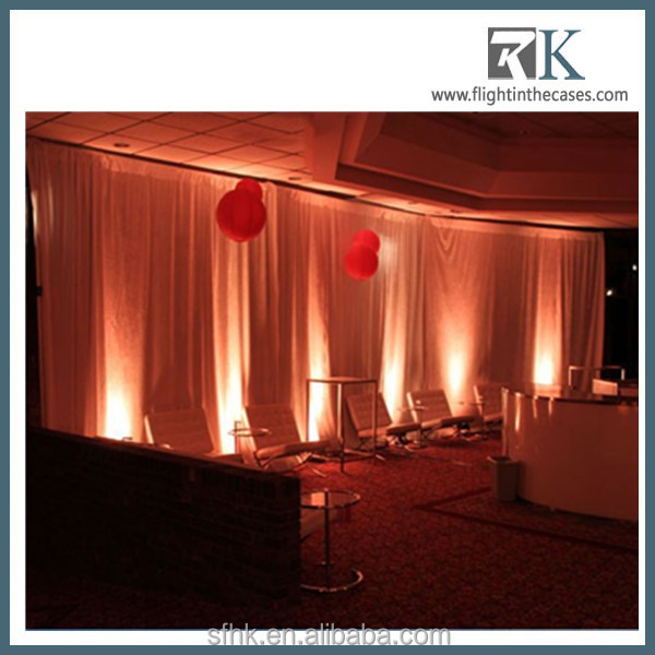 RK HOT Wholesale wedding pipe and drape,pipe and drape rental chicago