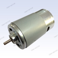price small variable high speed electric dc motor 12v 24 volt