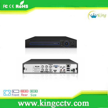 H 264 Network NVR P2P 4 channel 1080H AHD TVI CVI Analogue IP HD CCTV Hybrid DVR 5 in 1 XVR