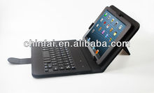 Preserve case flexible for phone/tablet with comfortble silicon keyboard