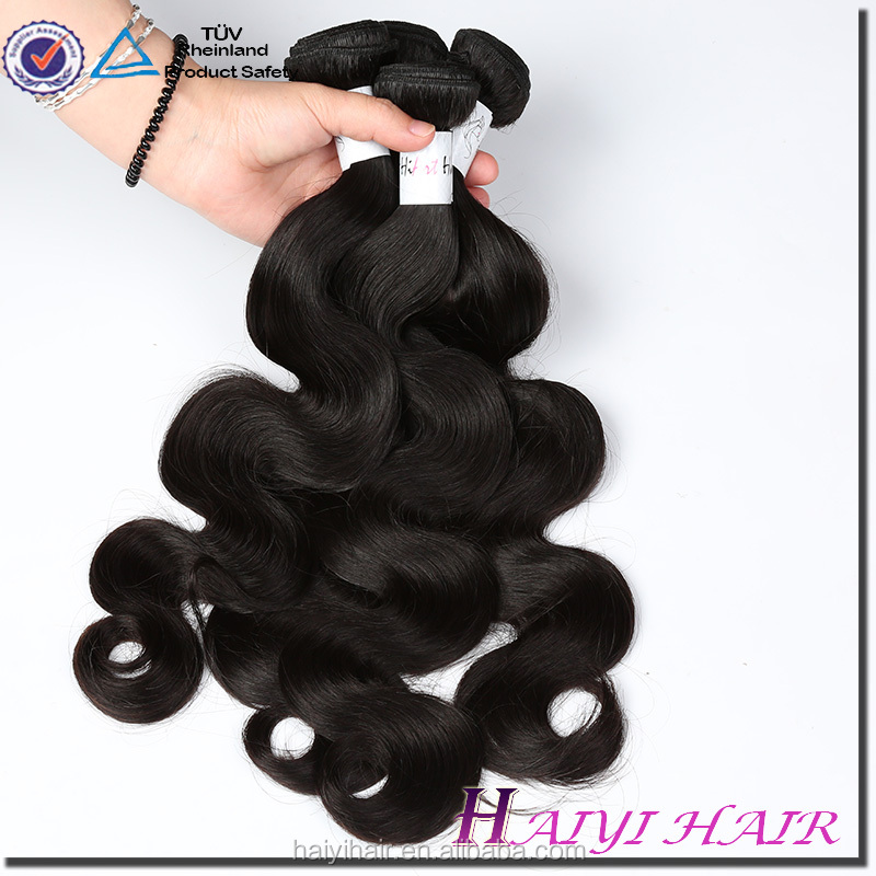 Free Weave Natural Black Hair Weaves Remy Hair For Wig Making Virgin Hair Unprocessed