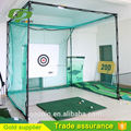 golf practice nets and cage/professional golf net/gold chipping nets