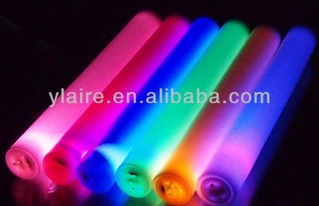 Party popular ! led foam glow stick