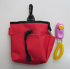 2016 Hot Sale Pet Dog Training Clicker and Feeding Bag Waist Bag Set