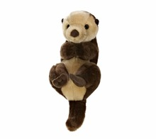 High Quality Plush Sea Otter Stuffed Sea Animal Toy