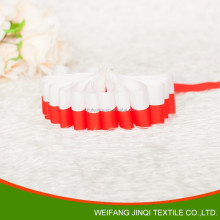 Decorative colorful Polyester Satin Ribbon