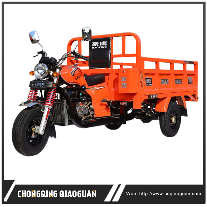 Chinese Chongqing motorized tricycles three wheel tri motor for sale