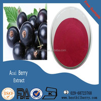 acai extract, brazilian berry powder, pure acai berry powder