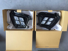 2015 SORENTO FOUR EYE LED FOG LAMP