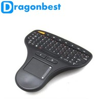 2016 N5903 2.4GHz Wireless air mouse keyboard with large TouchPad Mouse Combo