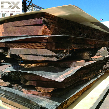 High frequency vacuum america red oak lumber drying kilns