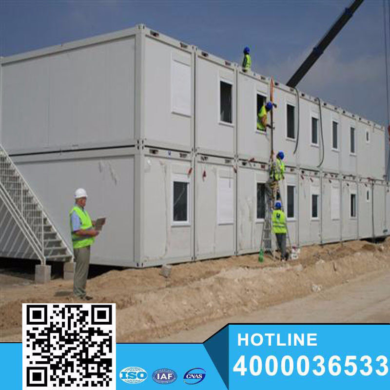 2013 steel container house for construction home