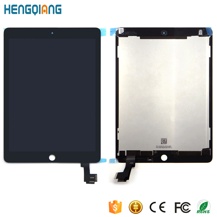 China Mobile Phone Touch Screen For iPad Air 2 Screen Replacement