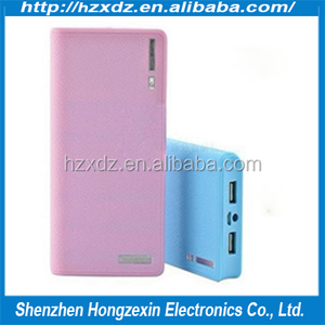 Wallet Power Bank 20000mAh for factory price and good quality