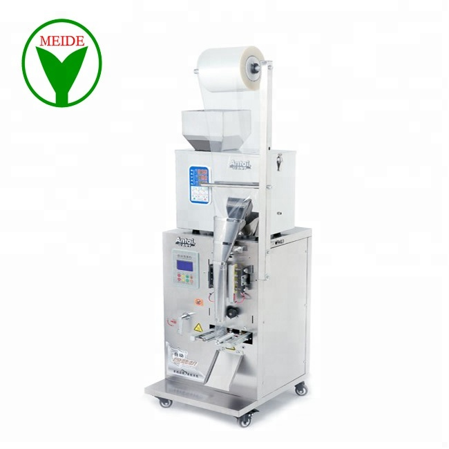 Automatic small scale type filter paper tea bag packing machine