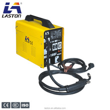 Portable single phase flux wire no gas mig welder