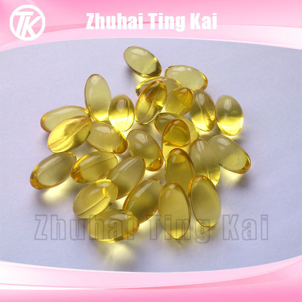 healthcare supplement nutritional vitamin c softgel capsule