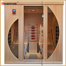 Lay Down Relax Far Infrared Sauna Room