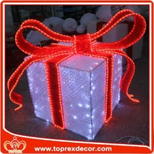 Wedding gift for guest 3d Acrylic christmas gift box