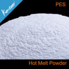 Kenteer PES hot melt adhesive powder for screen printing