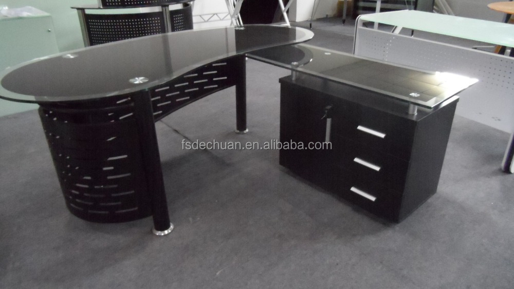 2015 hot sales furniture material furniture office desk boss desk furniture price list