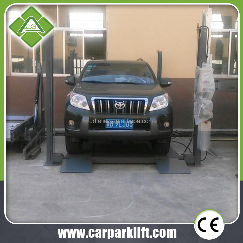 2015 First choice made in China car lifts for home garages car lift hydraulic lifts