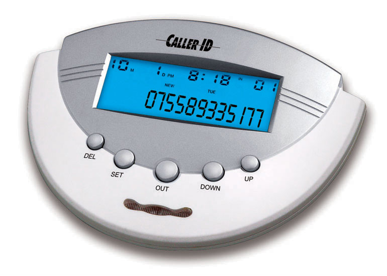 High quality DTMF/FSK Caller ID Box