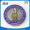 Wholesale Factory Double Design Challenge Coin