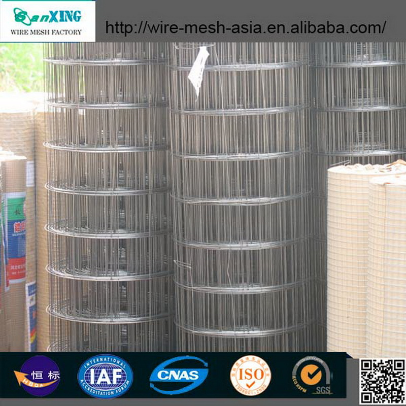 white pvc coated heavy gauge 2x2 galvanized welded wire mesh for fence