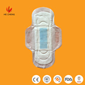Women Pads Cotton ultra thin sanitary napkins with wings for day use