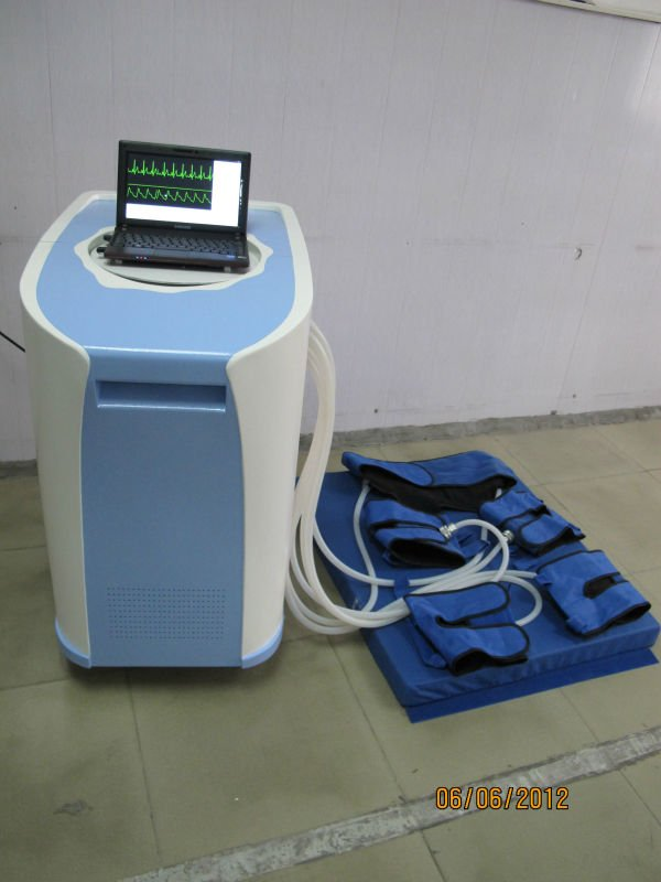 health product portable model EECP