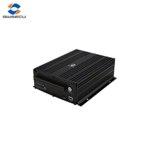 Professional GPS/SD CARD/4G/WiFi hotspot8ch mobile vehicle NVR