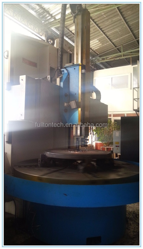C51 Series Manual Single Turret Cheapest CNC Lathe Vertical