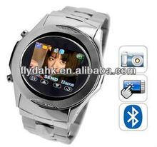 Stainless steel watch mobile phone W950