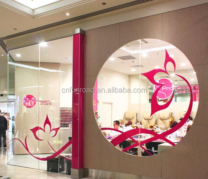 Modern Custom Beauty Nail Store Counter Design Display Table Buy