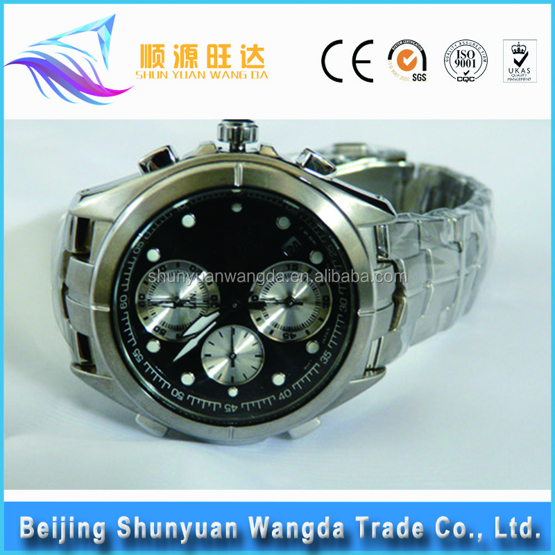 Fashionable Titanium Brand Watch For Men Made In Japan