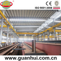 Prefabricated light gauge steel structures