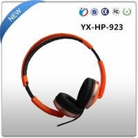 Foldable Wired Over Ear Stereo Headset
