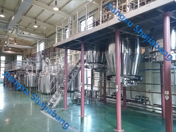 Extraction Production Line for plant and herbal extracts