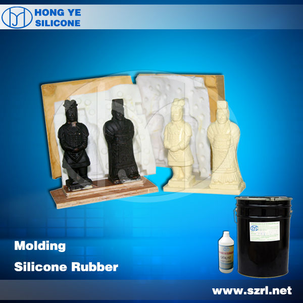 Silicon rubber for general mold making