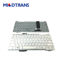 Hot sale most popular black notebook keyboard for Samsung NC108 US