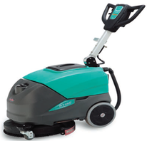 Electric battery type manual floor sweeper HY46B