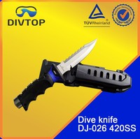 2015 Diver Ocean Dive Knife Made in China With Best Quality