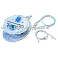 Proffessional Suction device Wound Drainage Reservoir kit