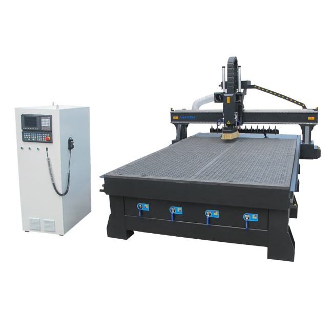 3500KGS aluminum industrial cnc router woodworking machine for sale