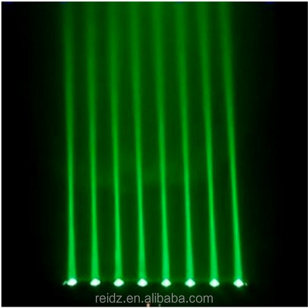 stage full color DMX led beam moving head laser