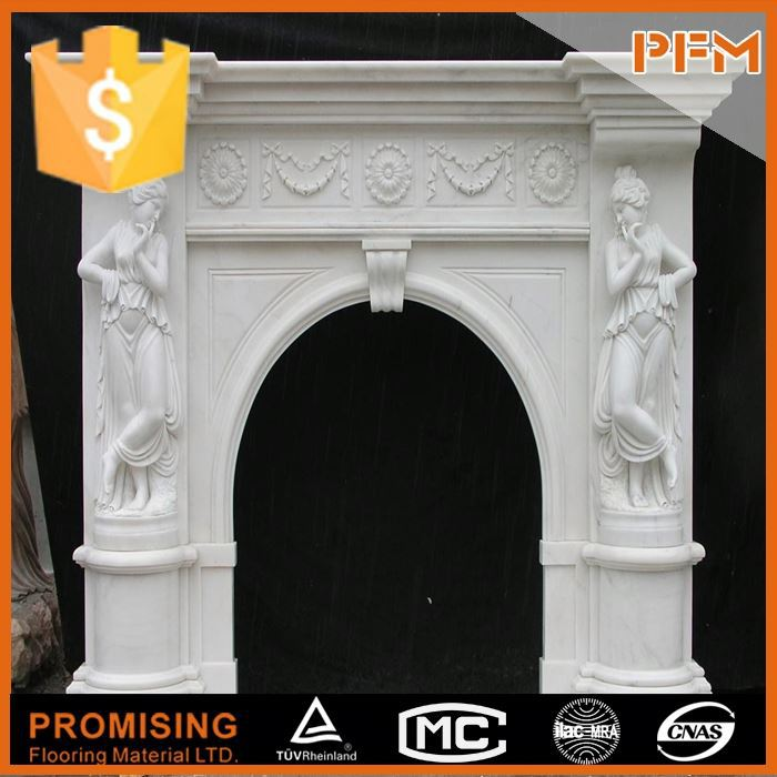 put in conner style marble fireplace gas fire