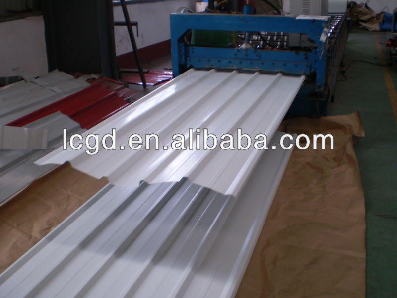 High Quality Prepainted Corrugated Steel Plate/Sheet